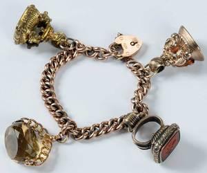 9kt. Chain Bracelet