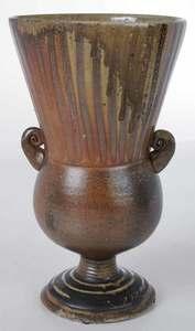 Mark Hewitt Stoneware Vase