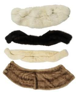 Four Fur Items