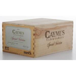 Six Bottles 2005 Caymus