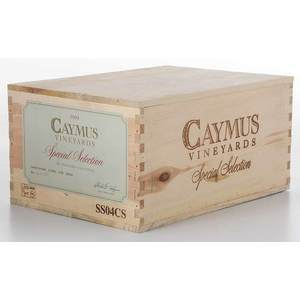 Six Bottles 2004 Caymus