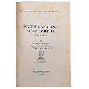 18 Charleston Related Books