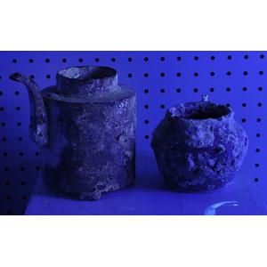 Nanking Cargo Martaban and Teapot