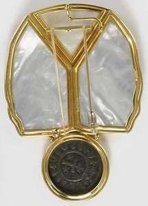 Elizabeth Gage 18kt. Gemstone Necklace