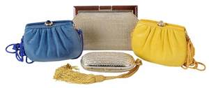 Four Judith Leiber Handbags