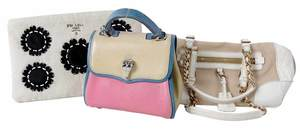 Three Designer Handbags