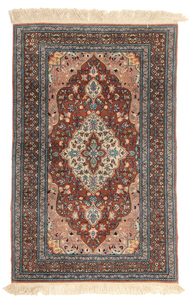 Kashan Style Rug