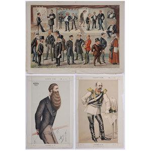 Sixty Vanity Fair Prints, Spy