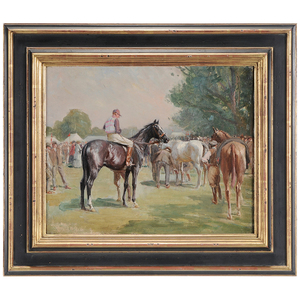 After Sir Alfred Munnings