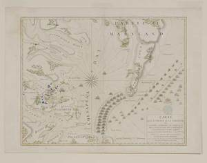 Esnauts & Rapilly - Battle of Yorktown, 1782