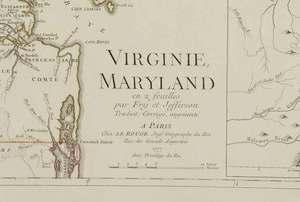 Le Rouge - Virginie, Maryland