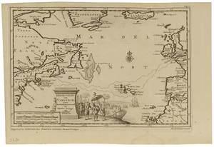 Pieter van der Aa - Virginie, 1707