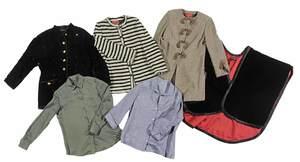 Six Designer Clothing Items