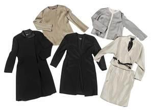 Five Ladies Giorgio Armani Clothing Items