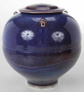 Tom Turner Lidded Jar
