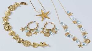 14kt. Beach Themed Jewelry