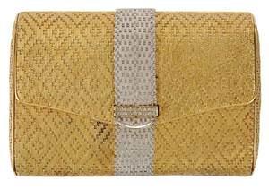 Cartier 18kt. Diamond Clutch