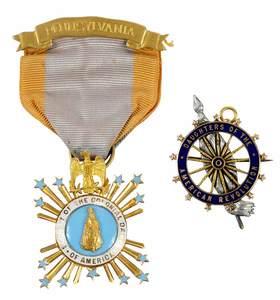 DAR & CDA Medals