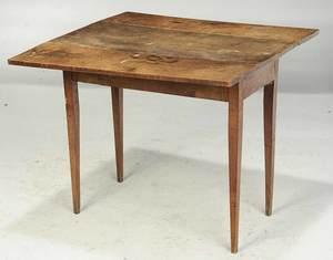 American Federal Maple Drop Leaf Table