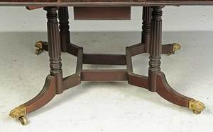 American Federal Drop Leaf Table
