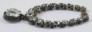 Rare 21 Carat Antique Diamond Earrings