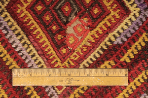 Two Flat Woven Rugs