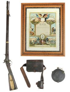 John Farner's Civil War Historical Grouping