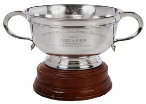Best in Show Sterling Trophy, 1974
