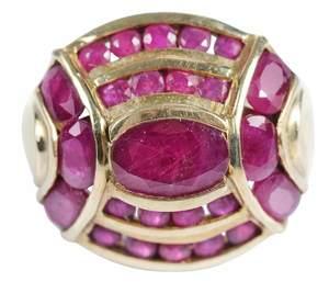 10kt. Ruby Ring