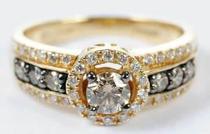 LeVian 14kt. Diamond Ring