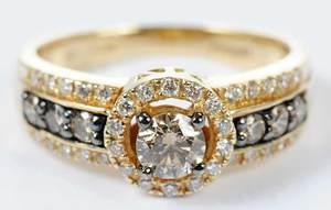 LeVian 14kt. Diamond Ring
