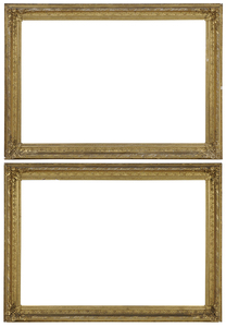 Pair of Fine 19th Century American Frames