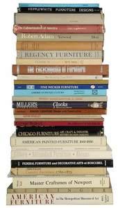 Approximately 200 Decorative Arts Books