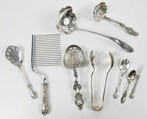 26 Pieces Silver Flatware
