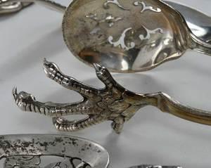 26 Pieces Silver Flatware