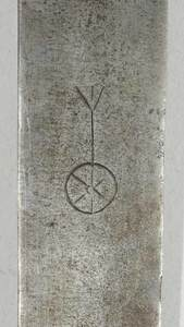 German Executioner's Sword