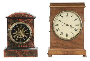 Two Continental Shelf Clocks