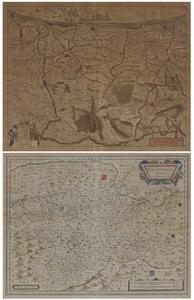 Two 17th Century Continental European Maps