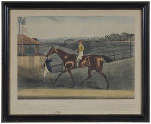 Three British Sporting Prints
