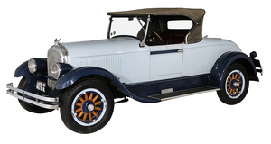 1926 Chrysler G70 Roadster