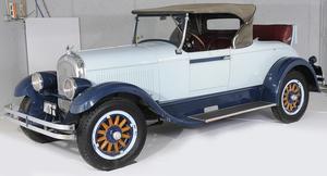 1926 Chrysler G70 Roadster