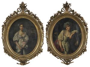 Louis Théodore Dubé after Greuze