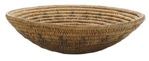 Vintage Navajo Coiled Wedding Basket