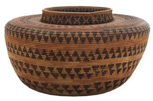 Fine American Indian Basket
