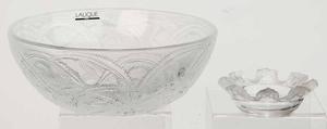 Two Pieces Lalique