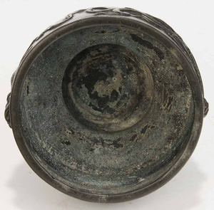Chinese Bronze Dragon Censer