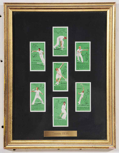 Group of Three Tennis Framed Prints