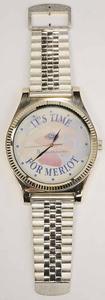 Wrist Watch Form Wall Clock