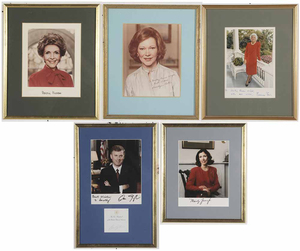 First Ladies Photos & The Quayles (5)