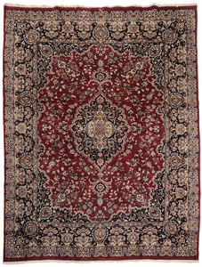 Isphahan Carpet